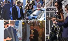 Harry, 32, and Meghan, 35, used the trip as an excuse for a romantic reunion and their affectionate behaviour set tongues wagging that it might not be long before they, too, are walking up the aisle.
