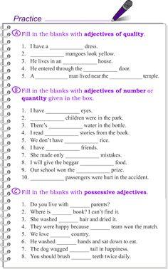 Grade 7 Grammar Lesson 4 Verbs: non-finite forms | Grammar Lessons ...
