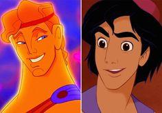 Aproveitamos hoje o Dia Internacional do Orgulho Gay para oferecer espaço para que todos possam sair do armário e comemorar a própria sexualidade sem medo ou vergonha – inclusive personagens da Disney. Quando o artista Dopey Beauty lembrou-se de um desenho animado que assistira, em 1999, em que o personagem Hércules se encontrava com Aladdin, imaginou que seria divertido se o encontro fosse de outra natureza, e eles aparecessem como um casal. Assim nasceu a série Os Filmes da Disney que…