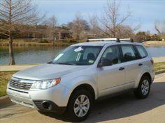 2009 Subaru Forester 2.5X - Dallas TX