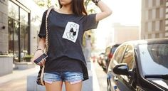 New! Eclectic women's T-shirts from Gianmarco Venturi!Check it out at: http://www.storebrandsvip.com/private-sales/58/offer/