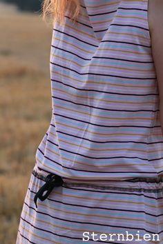Sternbien: Sommerkleid
