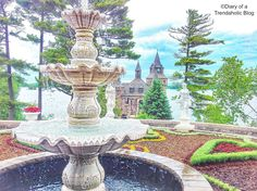 1,000 Islands NY, Travel and Tourism: This area is rich with scenic views, vineyards and even romantic castles along the mighty St Lawrence River!