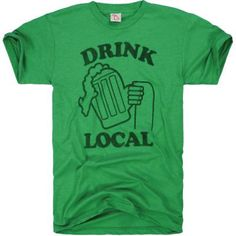 The Mitten State Men's Drink Local Craft Beer Festival, The Mitten State, Event Branding, Mittens, Michigan, Drinks, Tees, Mens Tops, T Shirt