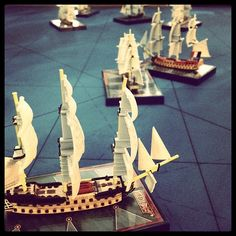 Sails of Glory by Ares Games Photo by: @SHeartsOrRivals youtube.com/sweetheartsorrivals