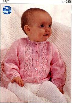 Sirdar Baby Knitting - Page 1