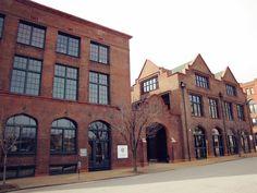 Quaker project - The Tap Room, St. Louis - Quaker Aluminum Historical Series H420 Casement and Picture windows.