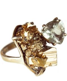 Covet: Raw Ring by Unearthen - | style carrot |