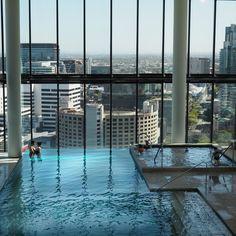 Crown Metropol Melbourne pool