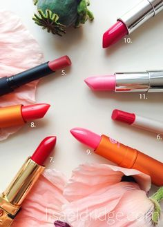 'Pout Protection' - Lipsticks for Summer