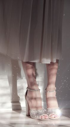 Sparkle shoes - cute holiday party look
