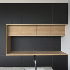 Exceptional modern kitchen room are readily available on our web pages. Have a look and you will not be sorry you did. Kitchen Room Design, Kitchen Cabinet Design, Modern Kitchen Design, Home Decor Kitchen, Interior Design Kitchen, Home Kitchens, Luxury Kitchens, Kitchen Designs, Modern Kitchen Interiors