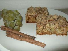 Obyčajný hroznový koláč s vločkami a škoricou - hrnčekový (fotorecept) - obrázok 8