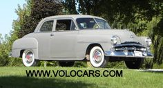 1951 Plymouth Club Coupe
