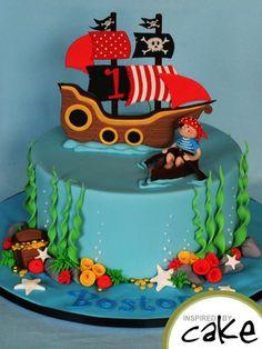 1st Bithday Pirate