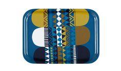 Lamppupampula Plywood Tray $35.00 @marimekko #print #pattern