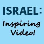 Awesome Video: ISRAEL INSPIRED! | United with Israel