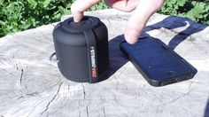 Rage™ Water Resistant Speaker Corporate Gifts, Gift Ideas, Water, Gripe Water, Promotional Giveaways