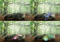 Toyota unveils FV2 3-wheeled color-changing concept car ahead of Tokyo Motor Show