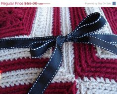 Holiday Reds and Whites for Christmas Gifts.. by Natasha Coulter on Etsy