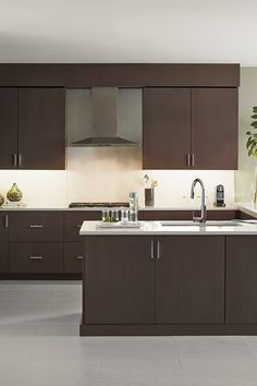 Dreaming of a new kitchen? Make your dreams come true with Omega Cabinetry. Custom Bathroom Cabinets, Painting Kitchen Cabinets, Kitchen Cabinetry, Custom Cabinets, Kitchen Flooring, Omega, Kitchen Images, Kitchen Ideas, Cabinet Decor