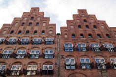 Fassaden, Lübeck
