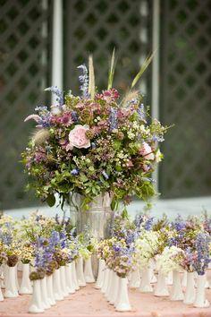 Flowers make the world beautiful... and your wedding too!    #WeddingFlowers
