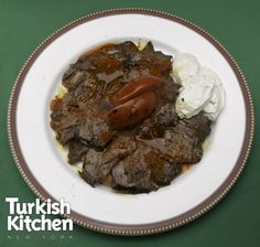 Turkish Doner ~ Gyro