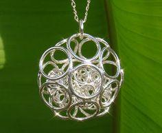 Bubble Necklace  Valerie A. Heck Esmont
