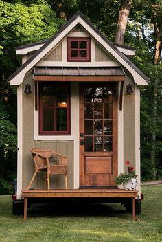 Gosh this Tiny House is CUUTE! Timbercraft Tiny Homes – Gallery backyard studio