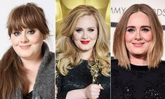 Adele's best hair and makeup looks over the years