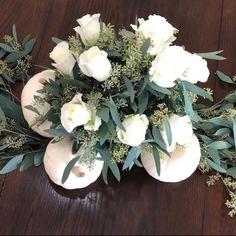 Freshly Harvested Leyland Cypress Seeded Eucalyptus Garland | Etsy Eucalyptus Garland, Seeded Eucalyptus, Greenery Garland, Garland Wedding, Holiday Tables, Leaf Shapes, Silver Dollar, Cool Rooms