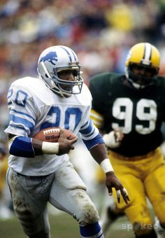 14 Best Billy Sims images | American Football, Detroit lions