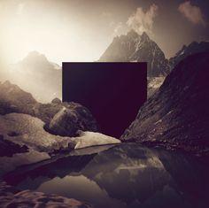 Inspiring Artwork Combining Geometry & Photography