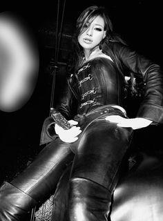 strapon leather