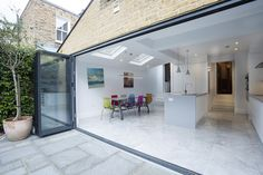 Kentish Town West, NW5 Side Return Extensions Project | BuildTeam