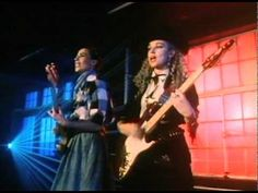 The video of the 1983 hit single by all-girl group The Belle Stars.