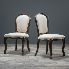 Christopher Knight Home Maryland Weathered Wood Dining Chair (Set of 2) | Overstock.com Shopping - The Best Deals on Dining Chairs