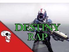 "Destiny Rap by JT Machinima - ""Legend"""