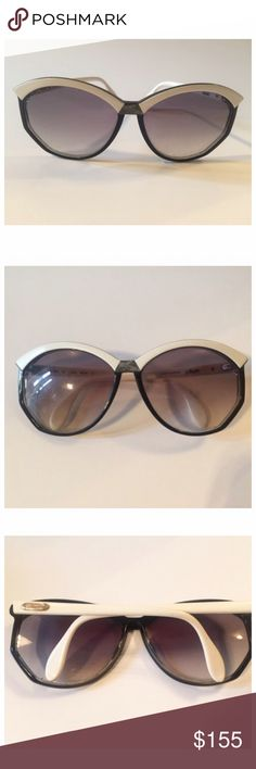 """Vintage Silhouette Austria Sunglasses, RX Quality I can't believe I'm selling these but the day has come! One of my favorite pairs of shades.   Silhouette sunglasses are amazingly made and always carry a ton of personality.   Rx quality.  Excellent Condition!   6"""" wide 2.5"""" top to bottom Silhouette Accessories Sunglasses"""