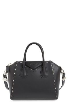 1de2471b95bc Givenchy  Antigona Couture  Studded Leather Satchel available at  Nordstrom  Satchel Purse