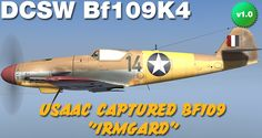 a  Bf109-K4 skin made for DCS Bf109-K4 by Tom Weiss , hosted at www.lockonfiles.com