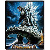 Custom Awesome Godzilla BedSofa Soft Throw Fleece Blanket 40x50