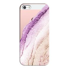 FLAWLESS ROSEQUARTZ iPhone SE by Monika Strigel - iPhone 6s... ($35) ❤ liked on Polyvore featuring accessories, tech accessories, iphone case, apple iphone cases, slim iphone case, iphone cases and iphone cover case