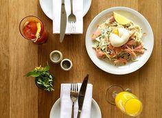 Oldroyd - Islington - The 10 Hottest New Restaurants in London - Zagat