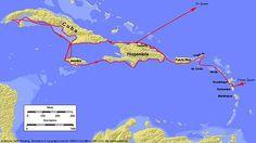 Christopher Columbus - Columbus's second voyage
