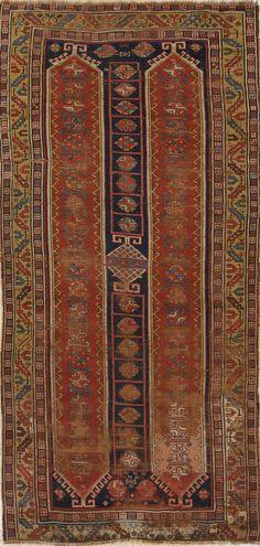 East Caucasian rug, mid 19th c, Matt Camron gallery