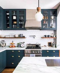 ✔54 bästa moderna köksdesign som inspirerar dig 11
