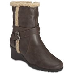 491d0ed87fe7 A2 by Aerosoles® History Comfort Boots - JCPenney Bottes Confortables