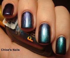 Chloe's Nails: Checkered Mani